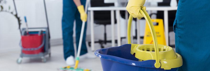Nettoyage de bureaux au Nord-pas-de-Calais